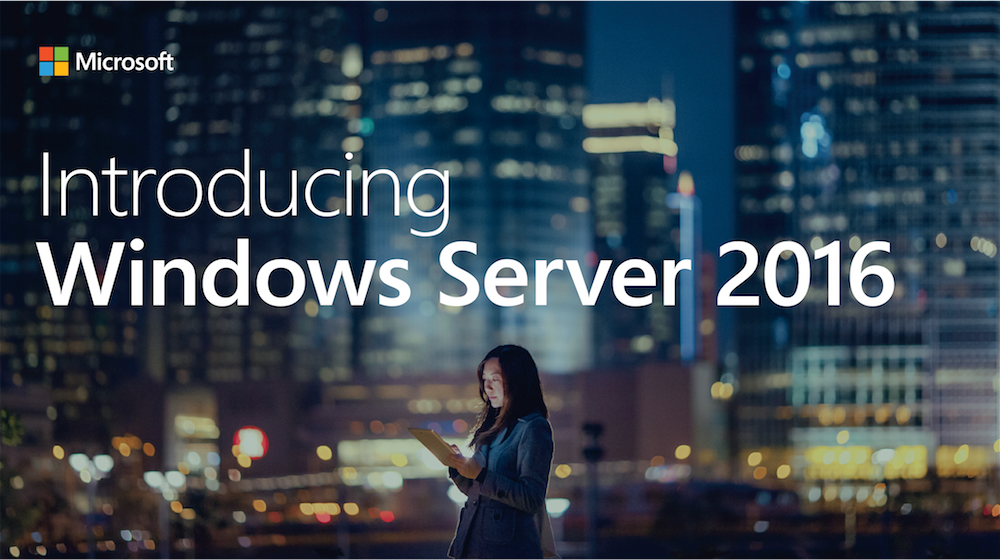 Did you hear the news? #WinServ & #SysCtr 2016 are now GA! Get the details on the blog: https://t.co/UNQ1K68MZH https://t.co/zAbVNTo5zO