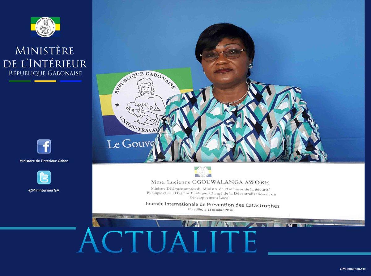Ministère Intérieur (@MinInterieurGA) | Twitter