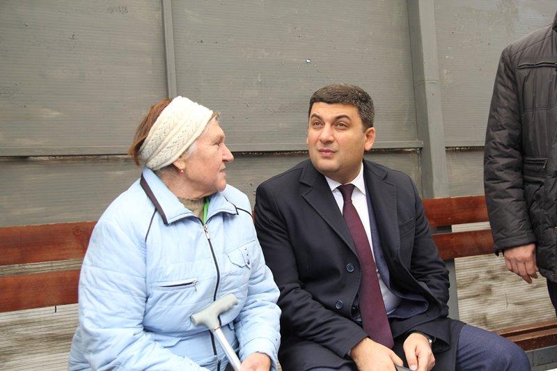 Гройсман обсудил с послом Германии Райхелем ход реформ в Украине - Цензор.НЕТ 178