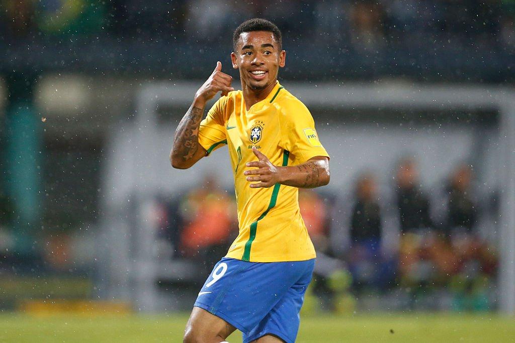 Image result for Gabriel Jesus - Brazil (21)