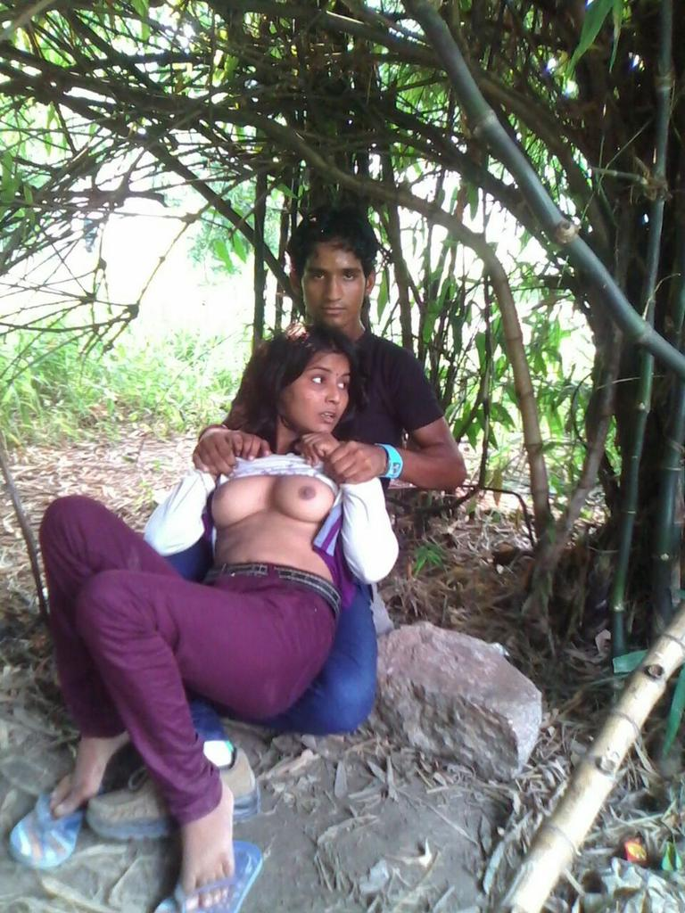 Indian girls outdoor sex