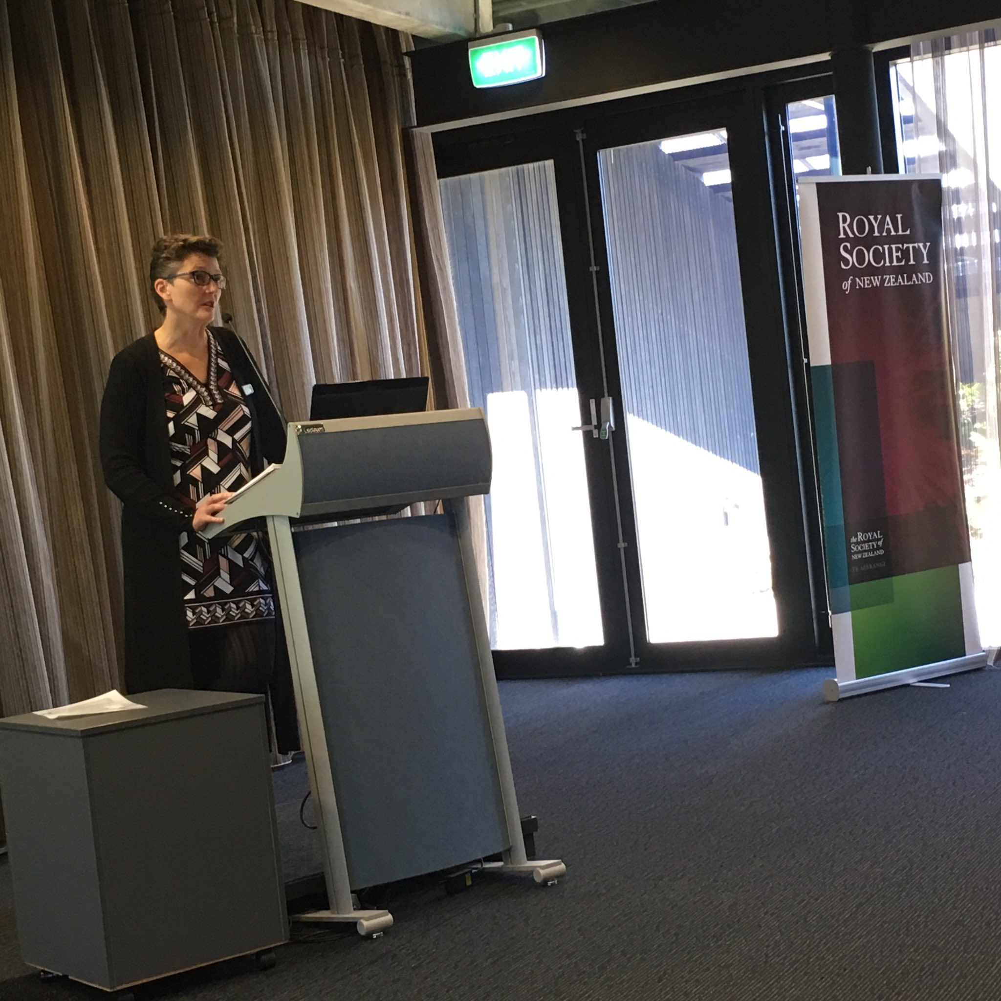 "Executive Director Laure @HaakYak ""NZ consortium is the most diverse among all @ORCID_Org consortia"" #ORCID_NZlaunch https://t.co/Gx5pq2dG1M"