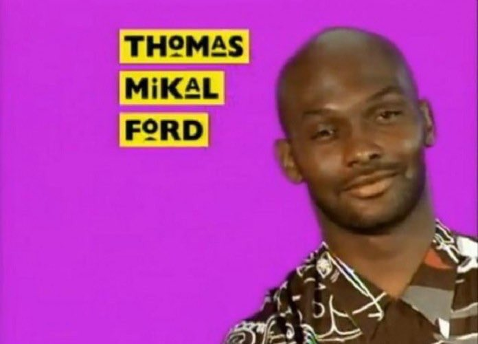 Rest In Peace Tommy Ford. Such sad news. https://t.co/JPUoeZRlSU