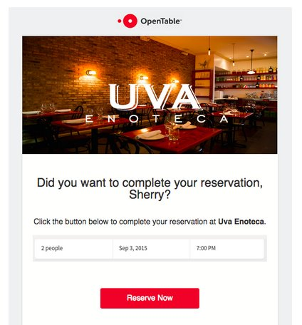 how to cancel opentable account