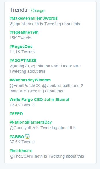 #A2OPTIMIZE is currently trending. https://t.co/Z4OQP7odR3