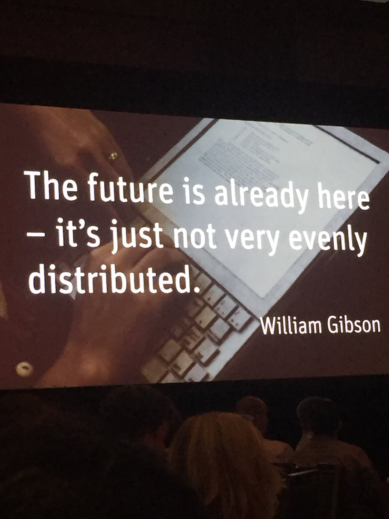 First day of #A2OPTIMIZE and we're already covering a ton of ground #innovation #ChangingAging https://t.co/WqNHZxLnOh