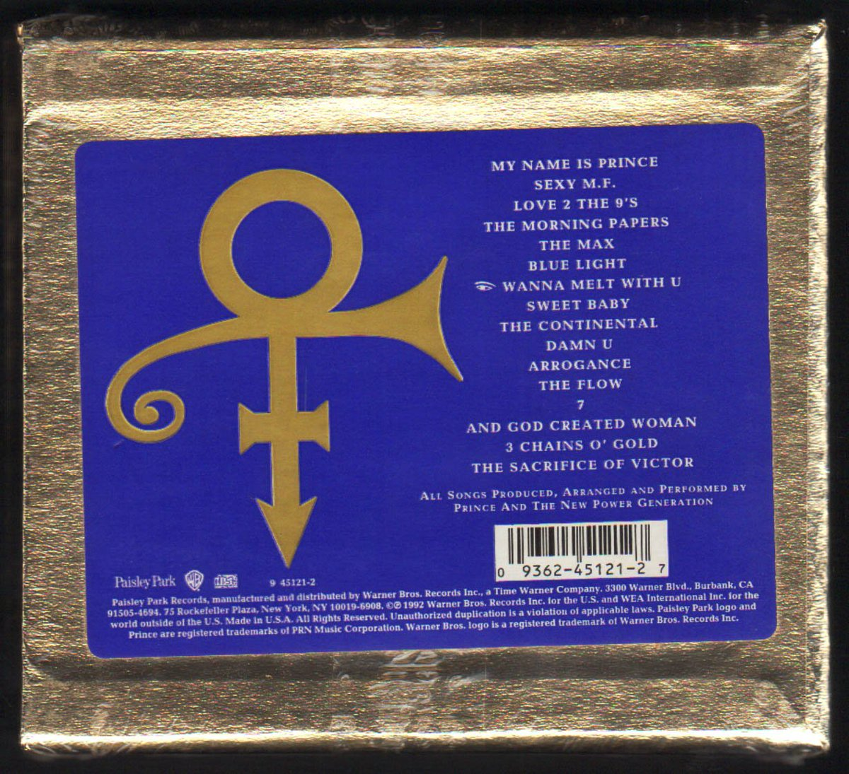 Forkster music promo on twitter onthisday oct 13th 1992 prince releases love symbol album prince legend rip ripprince rock funk purplerain rnb soul httpstktsogcul6f biocorpaavc