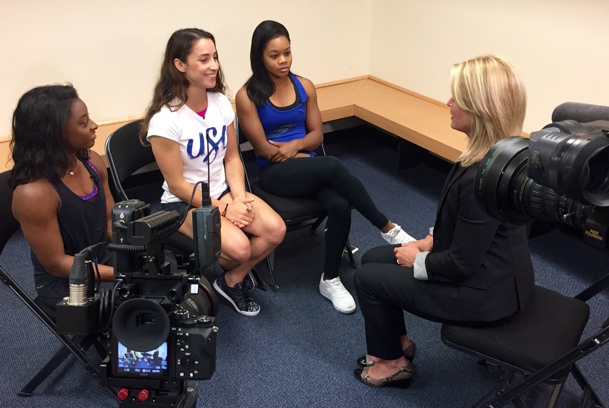 The Road after Rio tonight at 11pm #WTHR #KelloggsTour https://t.co/isbBsHwTTT