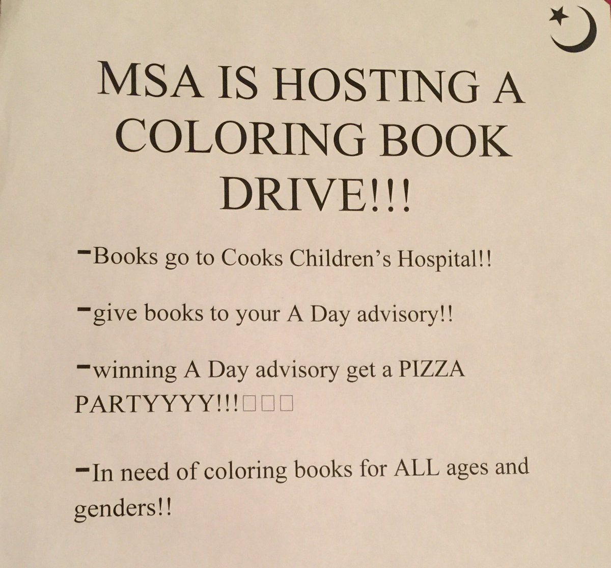 Childrens hospital coloring book - 0 Replies 1 Retweet 2 Likes