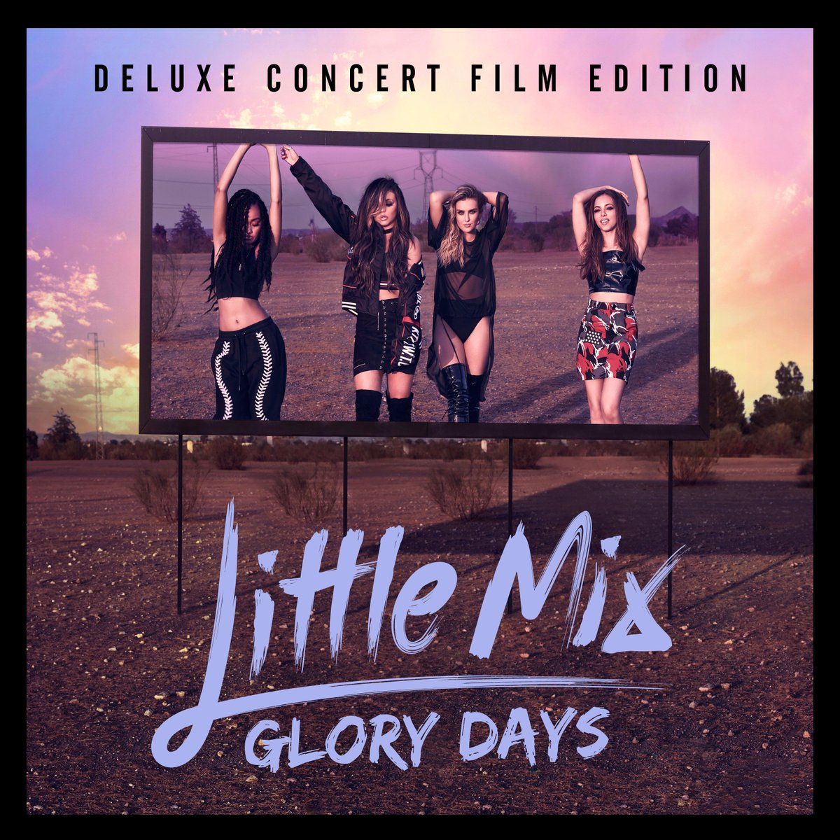 Glory Days edición Deluxe