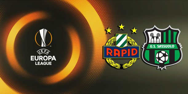 RAPID VIENNA SASSUOLO Streaming GRATIS , vedere Diretta TV con Video YouTube Periscope PC Tablet iPhone