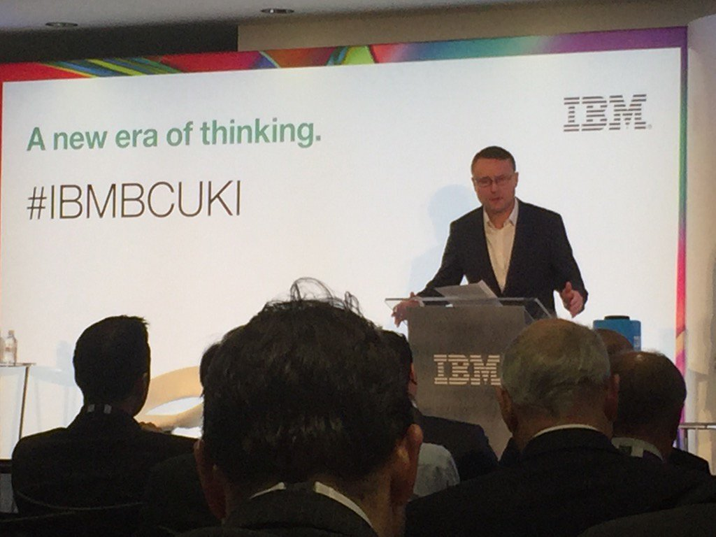 "IBM UKI CEO David Stokes opens Finance day at #IBMBCUKI ""the last best digital experience is a client's benchmark"" https://t.co/SBd96JzRgr"