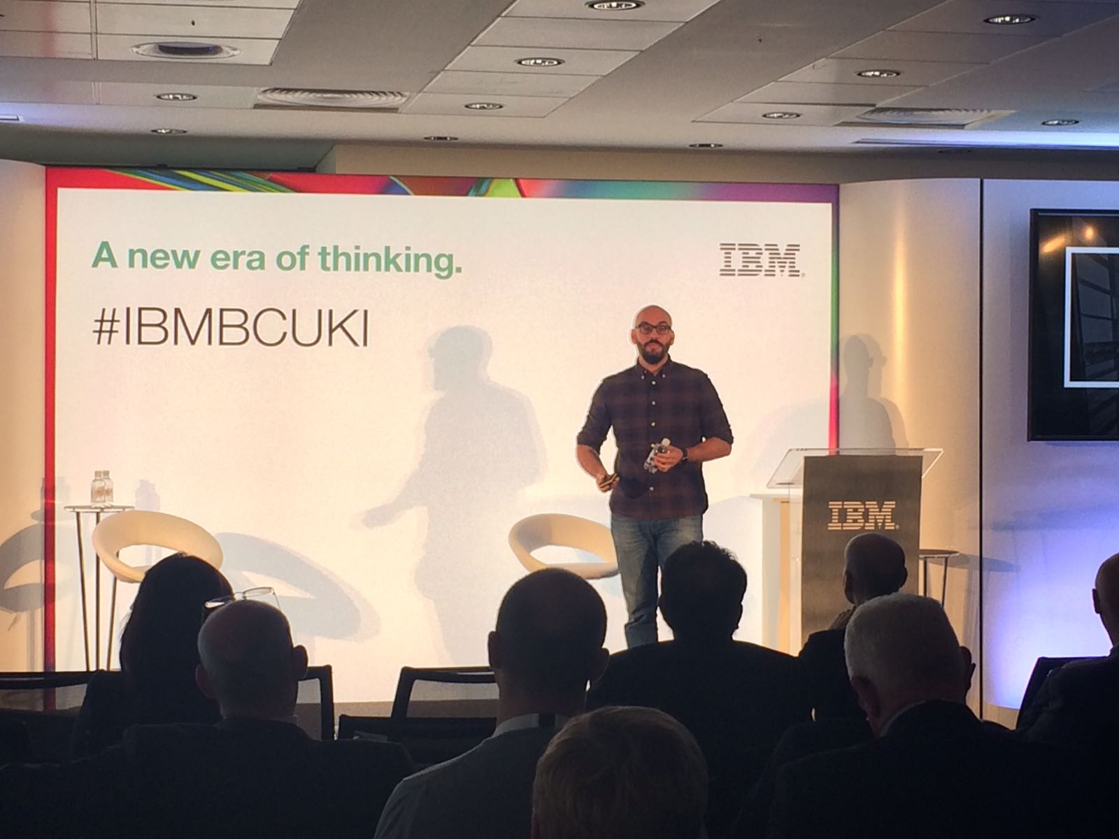 "Returning to #ibmbcuki is @davidbrear this time as a speaker, ""The Changing Face of Banking"" #fintech #fss https://t.co/CG77OSxZZf"