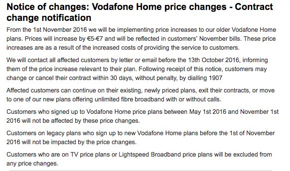 Vodafone ireland on twitter hi gavin the price increase is 9 replies 18 retweets 22 likes thecheapjerseys Image collections