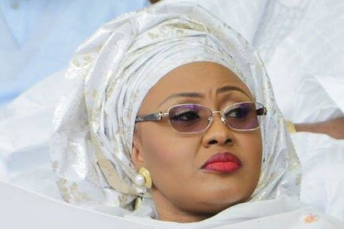 Here is how the interview with Aisha Buhari and Naziru Maka'ilu from Abuja. Mrs. Aisha spoke of power, politicians, government, 2019, and the rest