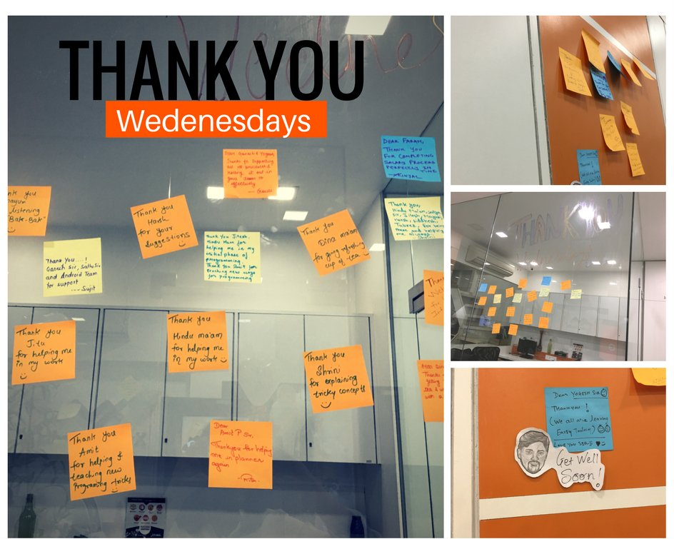 lovely Thank You Board Ideas Part - 13: 4:13 AM - 13 Oct 2016
