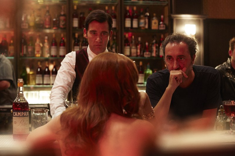 Campari Red Diaries, il Calendario Campari 2017 con Clive Owen e Paolo Sorrentino [VIDEO]