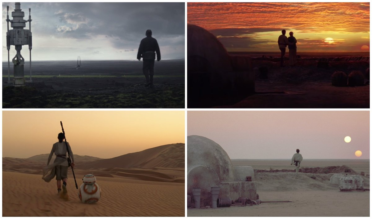 Sellam Gezahan On Twitter Some Of The Best Cinematography Shots In Star Wars