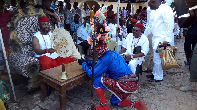 Ex-FRSC Corps Marshal & Aviation Minister, Osita Chidoka called on Igbos across the globe to be proud of their cultural heritage & join hands for promotion
