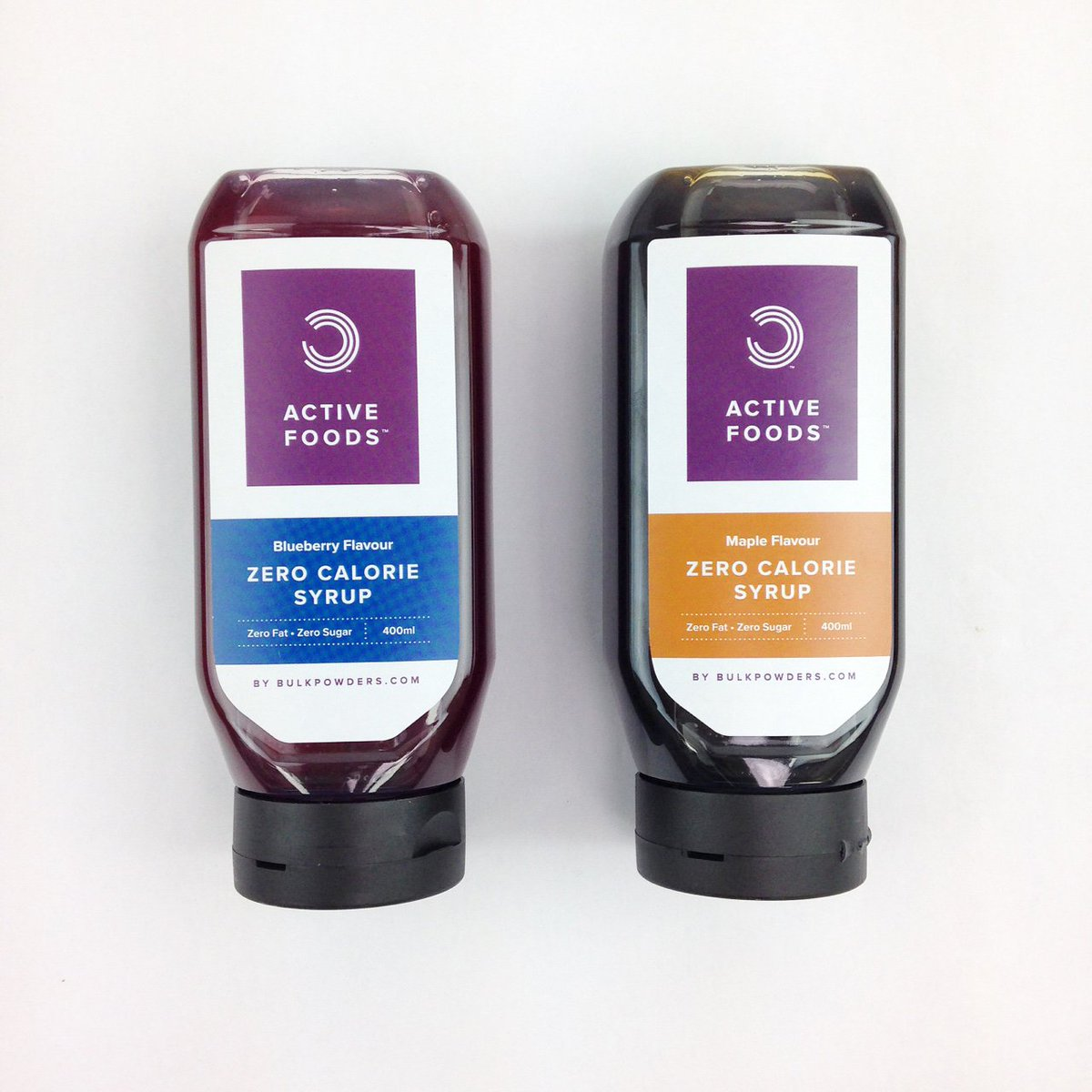... Syrup & Butterscotch back in stock - NEW Blueberry flavour in stock - 2  x NEW coming next week! http://www.bulkpowders.co.uk/zero-calorie-syrup.html  … ...