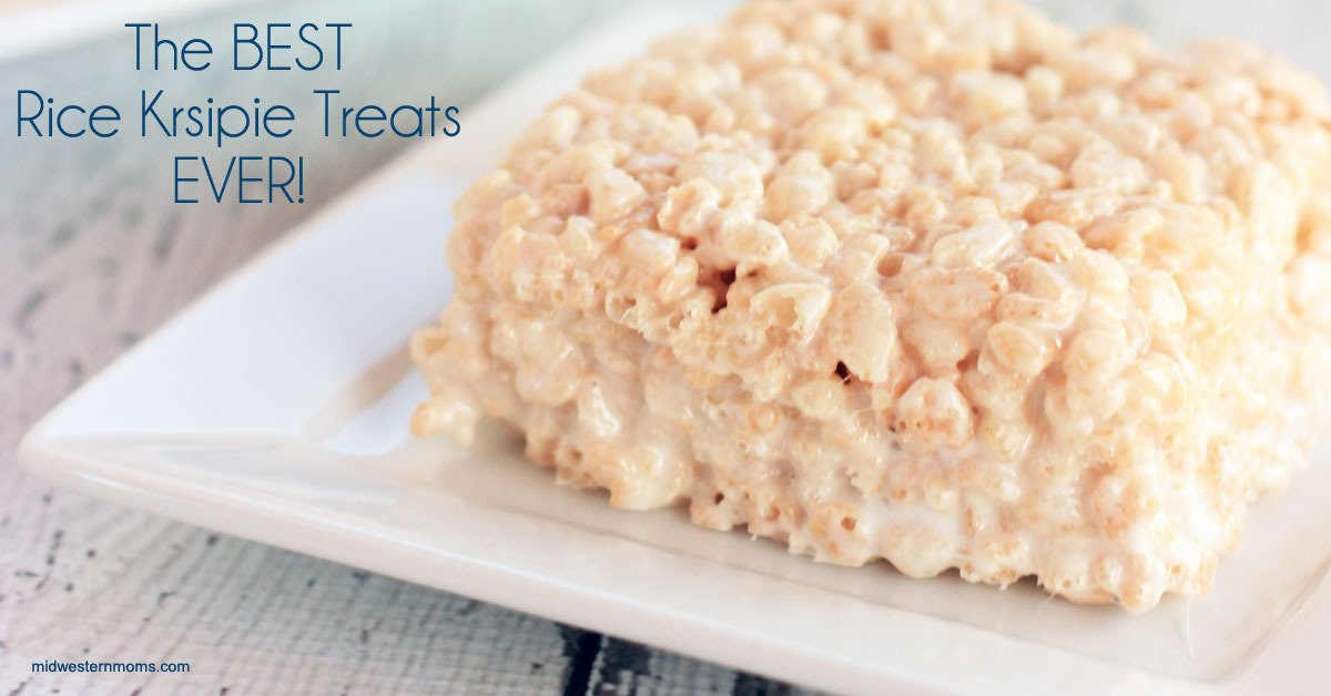 These are the Best Rice Krispie Treats EVER! https://t.co/Iq9QdenZvX #recipe #foodie #ricekrispietreats https://t.co/aGNvq65It5