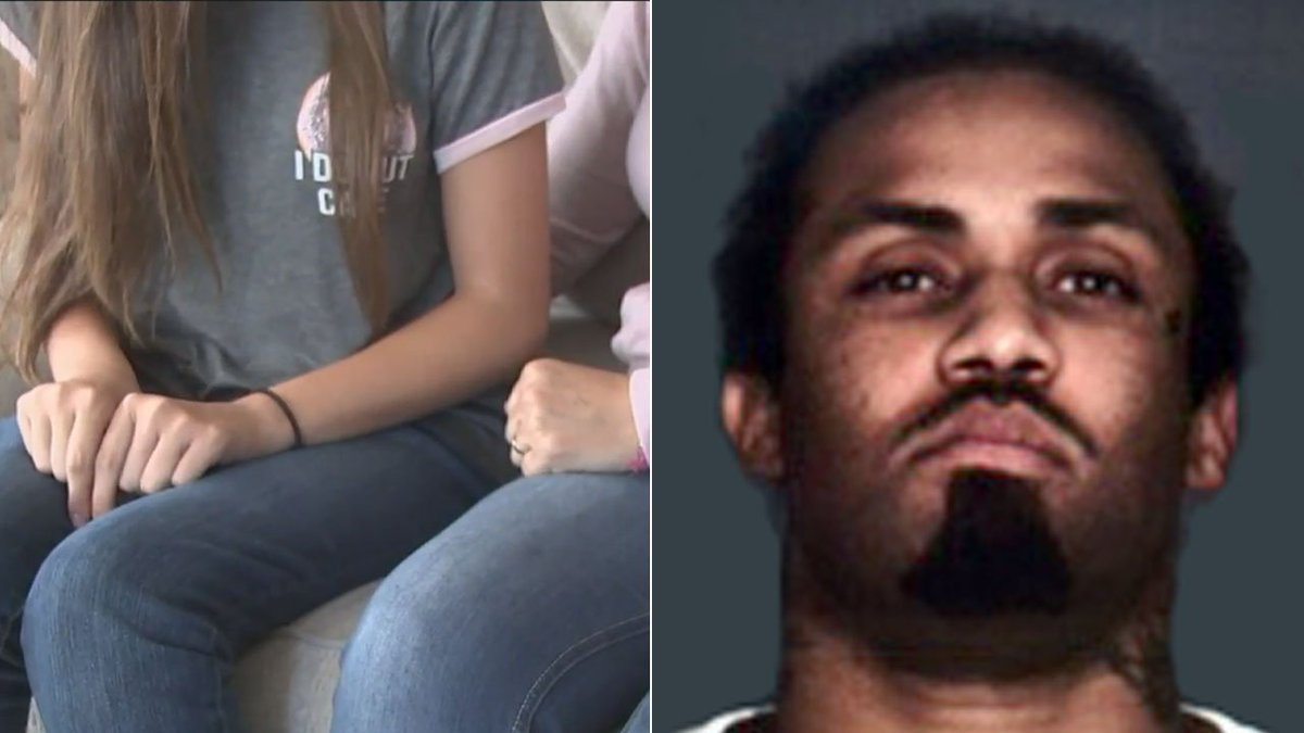 san bernardino family fights off naked sex offender who broke into little  girl s bedroom
