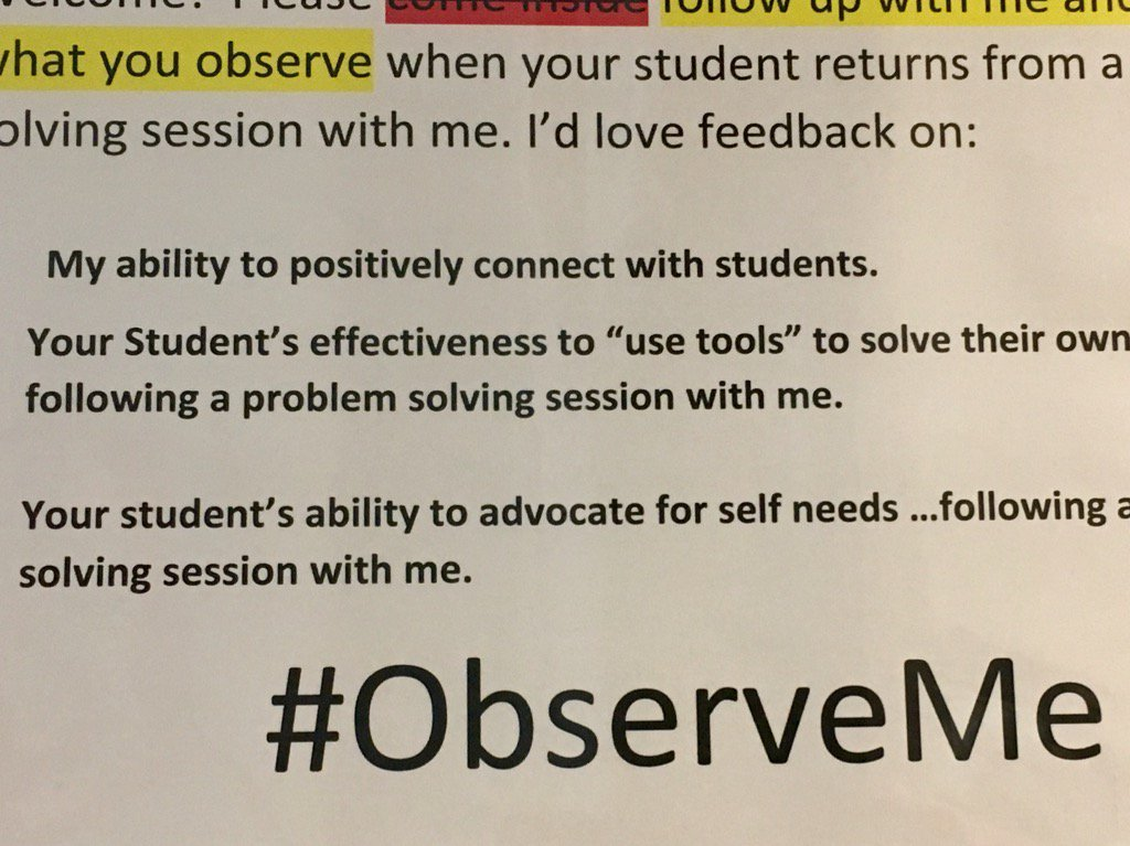 We are up and rolling at Olney ES! #ObserveMe #growthmindset #leadership https://t.co/okMFxG5agd