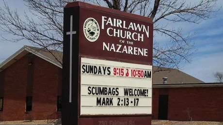 Church Sign of the Week - https://t.co/f6oROBYPFR
