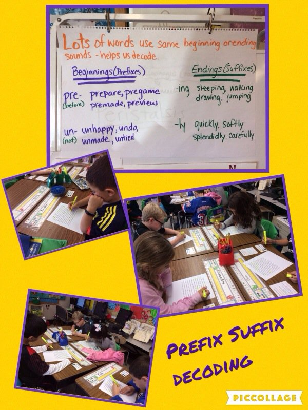 Searching for prefixes and suffixes to help us decode tricky words! @Ivysherman #seamanstrength https://t.co/bBQCJ9DrvC