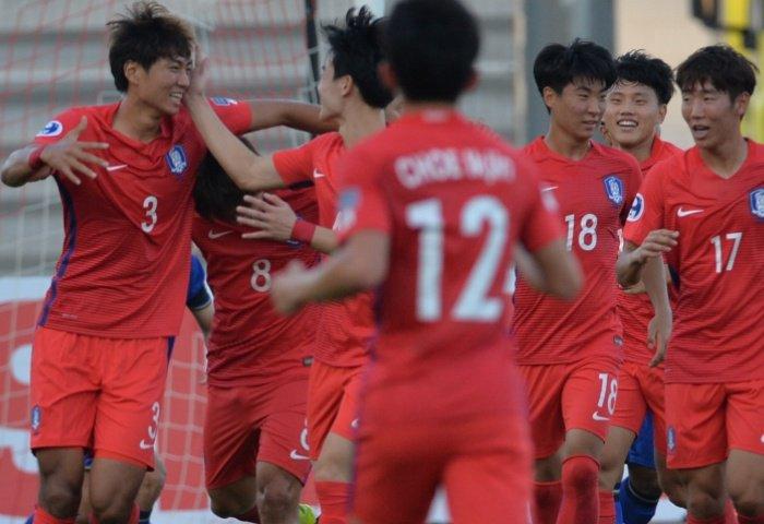 Video: U19 Thái Lan vs U19 Hàn Quốc