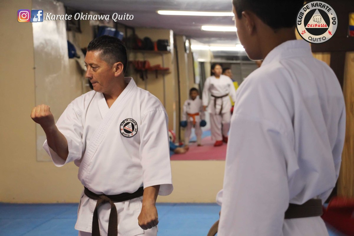 club de karate okinawa quito