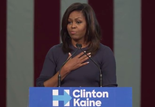 Michelle obama comments