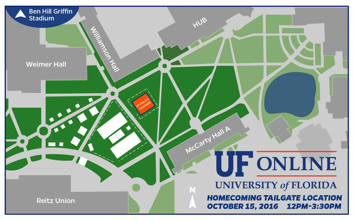 UF Online On Twitter Unsure About Where To Find Us This - Cant find us on map