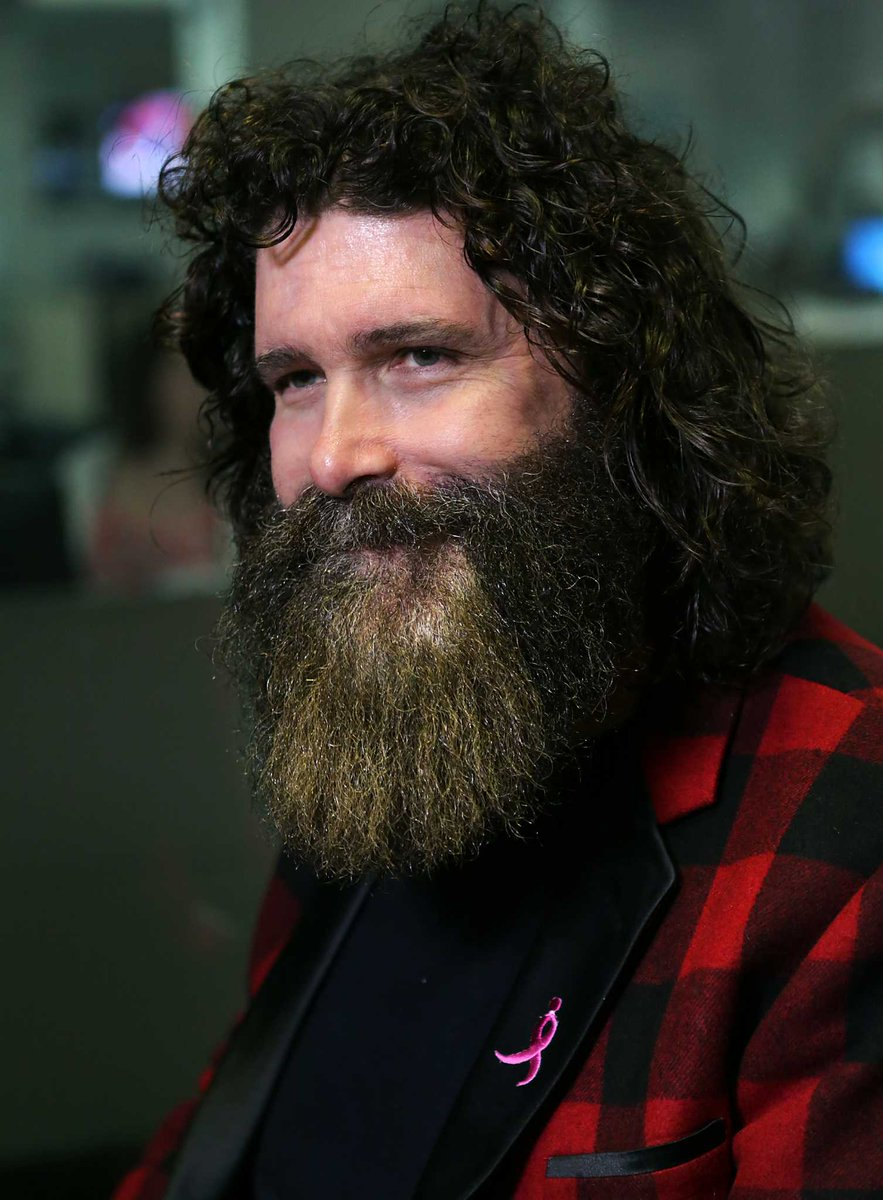 .@WWE Hall-of-Famer @RealMickFoley: 'I would leave my wife for @Whataburger' https://t.co/D0DC00TQm0 https://t.co/I6pWgbB0yZ