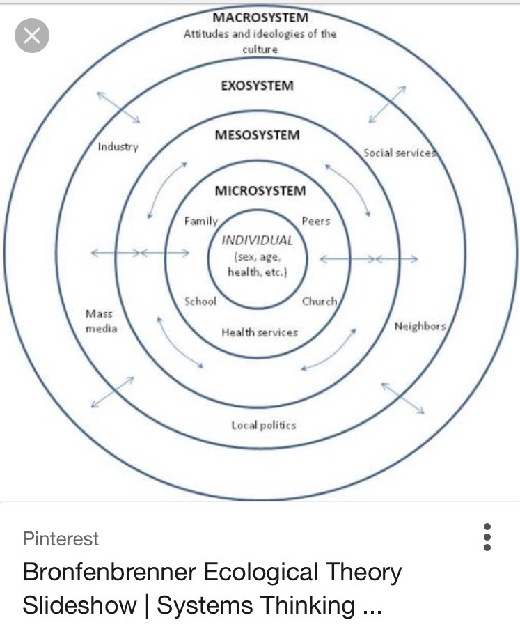 urie bronfenbrenner ecological theory model essays Urie bronfenbrenner ecological theory essays this paper will focus on the various human development theories and then try to connect them with public health issues the public health concern find this pin and more on bronfenbrenner by lindamichielsen.