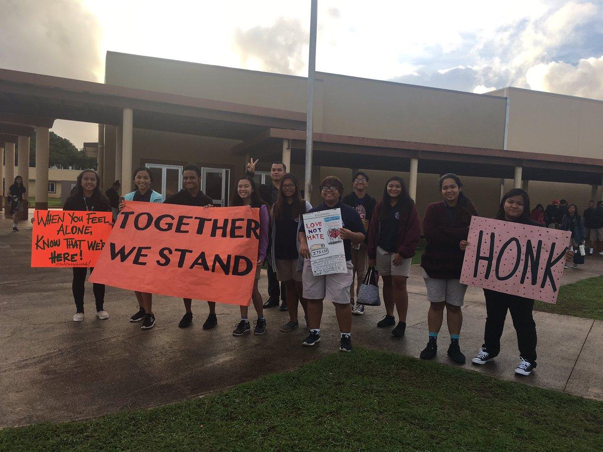 ProStart Club supporting anti-bullying week! #BeAFriendNotABully  pic.twitter.com/GoYf8JQCEZ