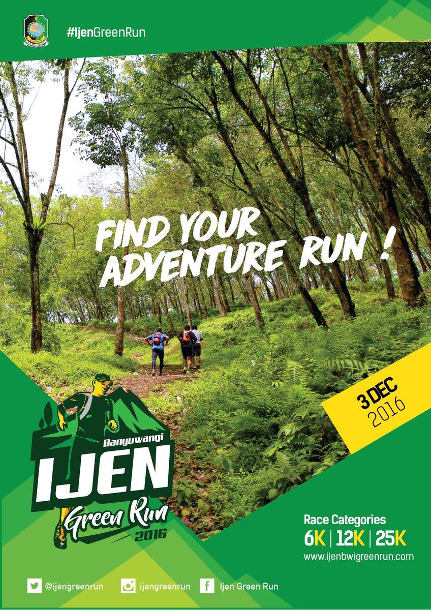 Ijen Banyuwangi Green Run