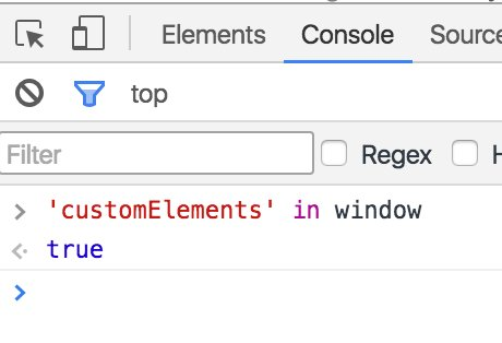 Chrome 54 going stable is pretty cool. Know what's even cooler? A 1 billion+ users just got Custom Elements v1. https://t.co/4EHI53X6hr
