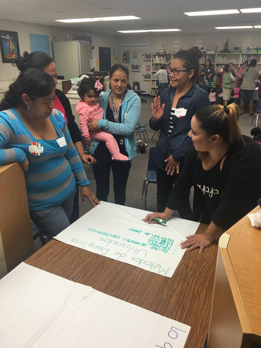 AESD staff leads Positive Discipline class for almost 50 @PricePandas parents. https://t.co/P6K5HwOjvU
