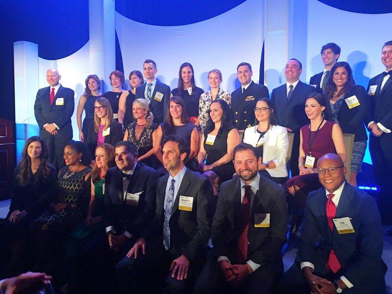 Congratulations to the 2016 FCW Rising Stars! #GCNdigIT https://t.co/vUVsE89ySa