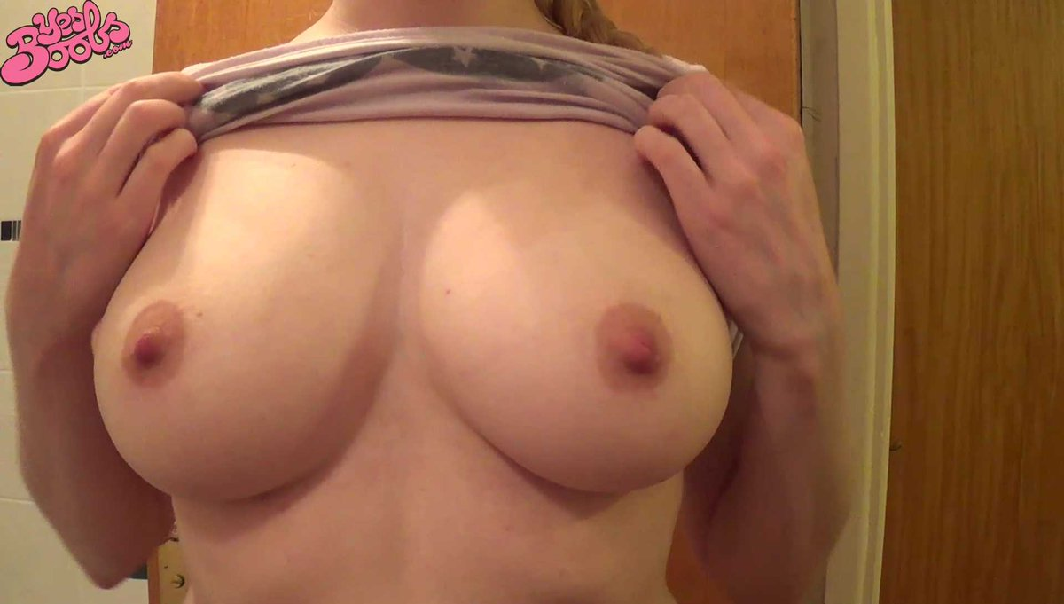 Boobs With Pink Nipples