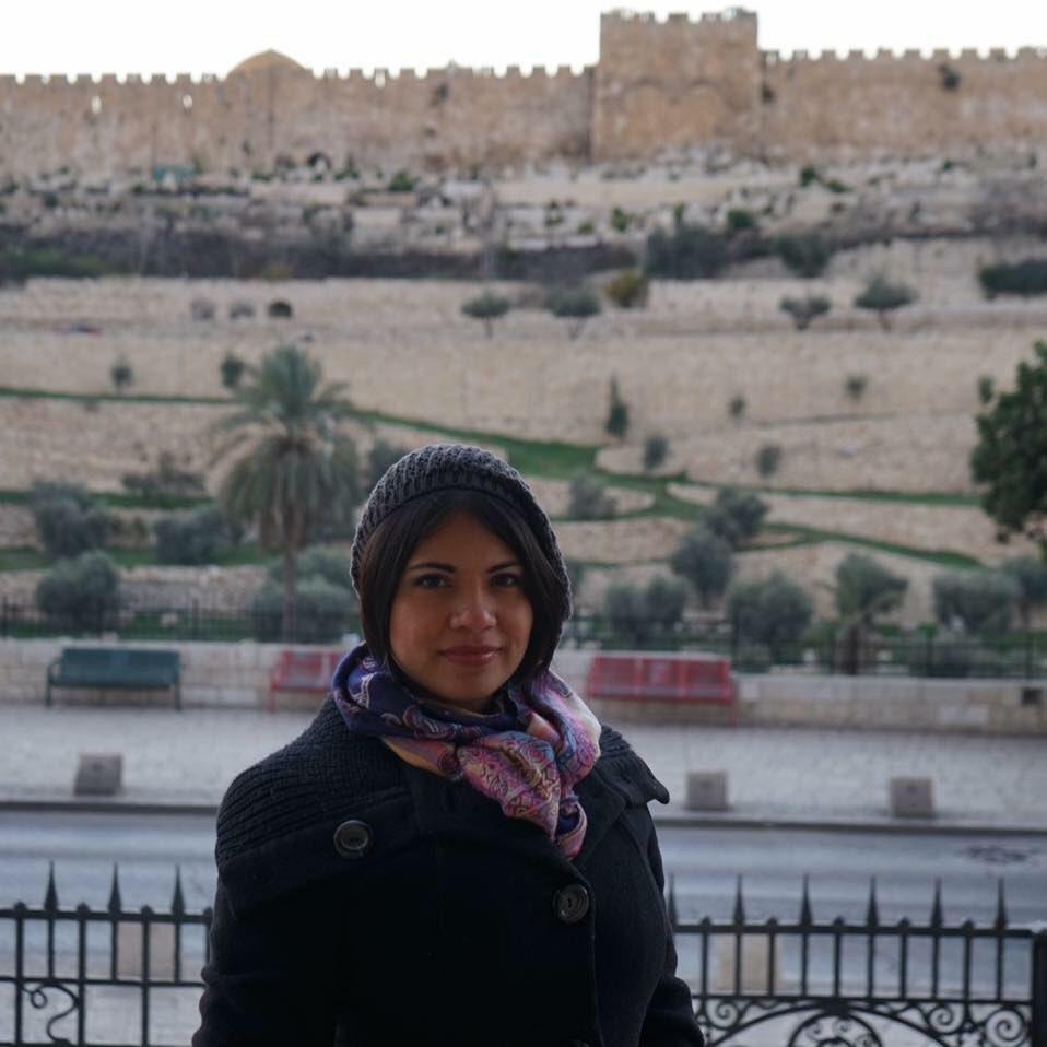 Tierra Santa... Por siempre de bendeciré #SomosIsrael https://t.co/K2oYghr2qz