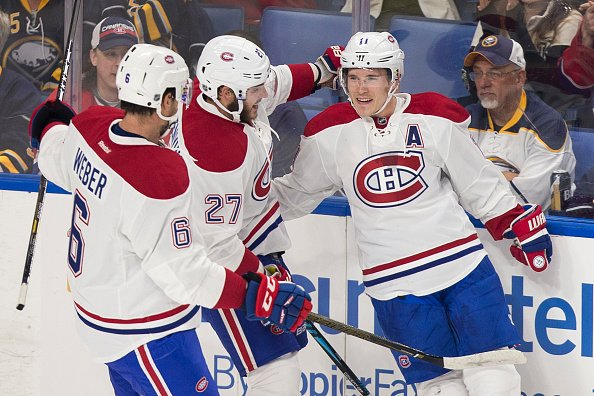 Last Word On Hockey  LastWordOnPuck. Brendan Gallagher Scores Two as Montreal  Canadiens ... f7007c97c