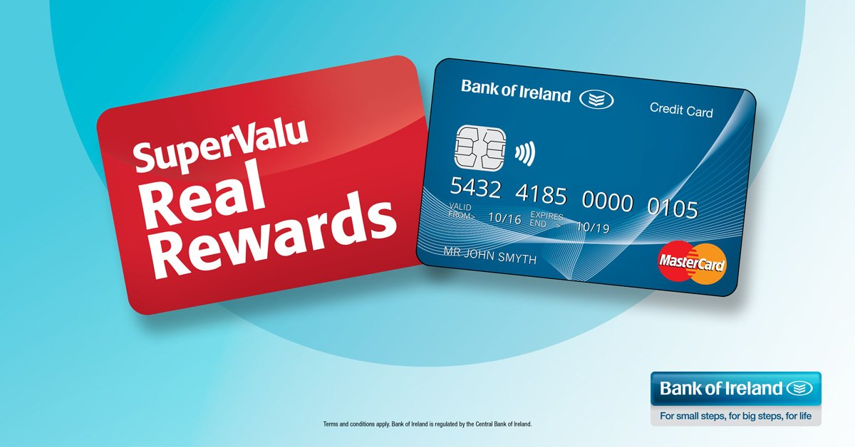 Aaa Mastercard Login >> Bank Of Ireland On Twitter You Can Now Earn Supervaluirl
