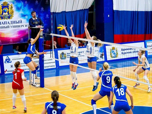 Курский «Политех» завоевал право играть в Суперлиге