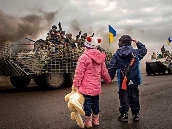 """Активисты """"Национального корпуса"""" и """"Правого сектора"""" начали шествие от памятника Родина-мать в Киеве - Цензор.НЕТ 539"""