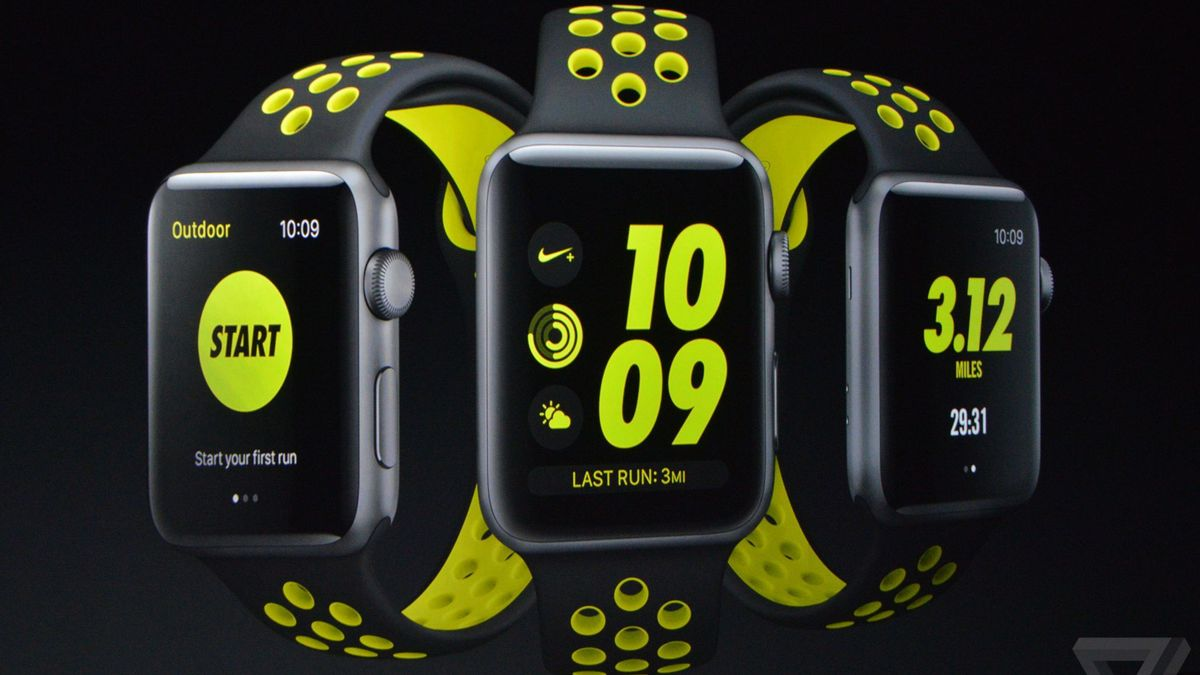 Apple's Nike+ Watch launches on October 28th