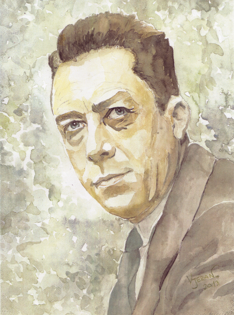 albertus camus Albert camus had a very difficult childhood when he was born on november 7, 1913, his parents lucien and catherine were living in the small algerian city of mondovi, where his father worked for a.