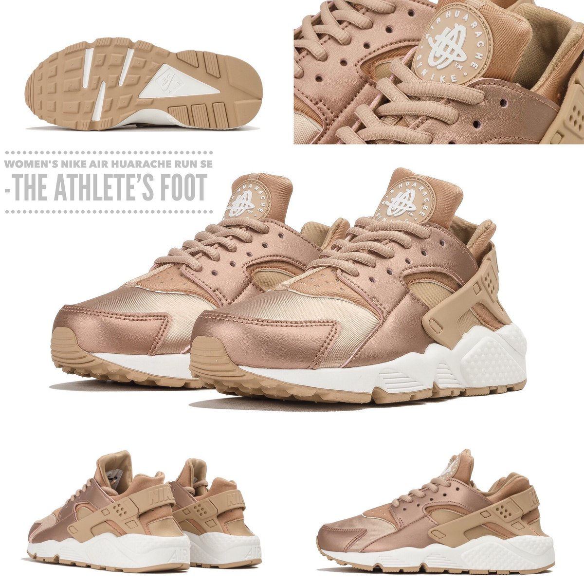 73bb495a632e ... METALLIC RED BRONZE ELM The Athletes Foot NC on Twitter Womens Nike ...