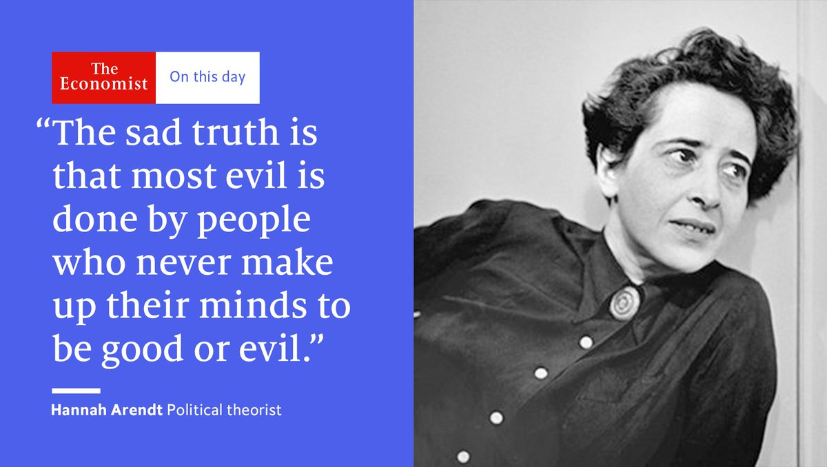hannah arendt the banality of evil - 1200×678